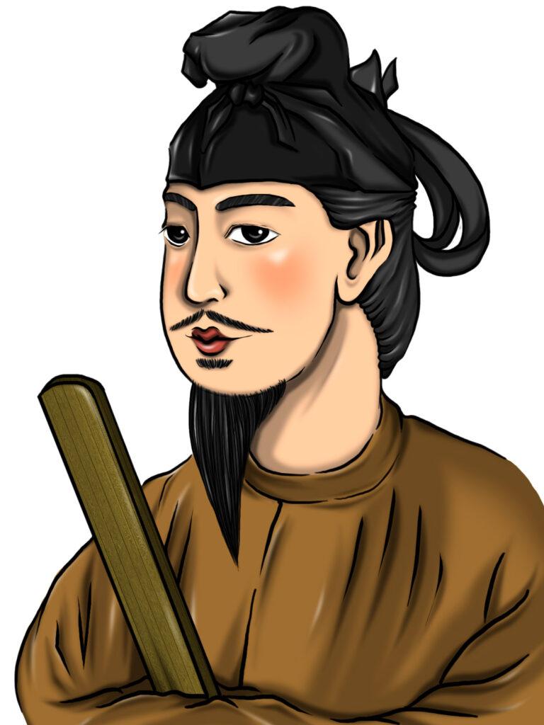 聖徳太子のイラスト