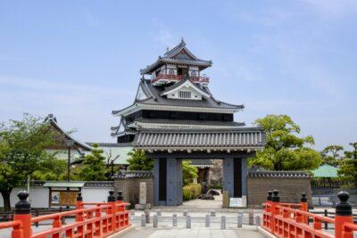 清州会議の舞台となった清州城
