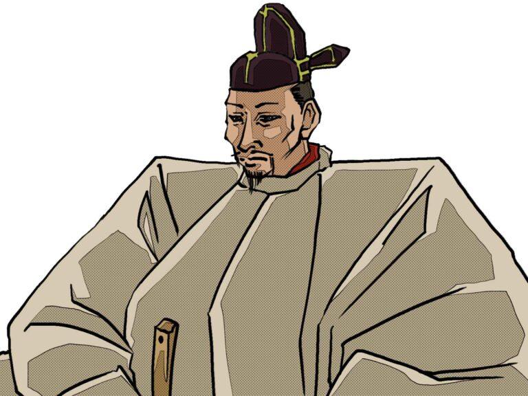 豊臣秀吉のイラスト