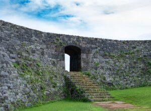 座喜味城の写真