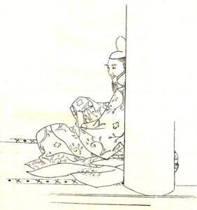 藤原基経の肖像