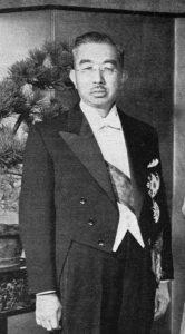 昭和天皇の写真