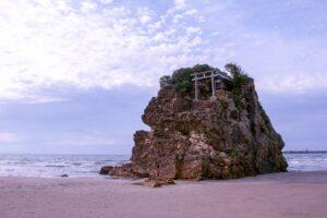 稲佐の浜の写真