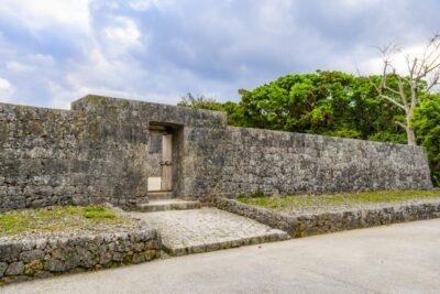 尚円王の墓所となる玉陵