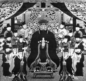 第二尚氏王統の創始者・尚円王(金丸)