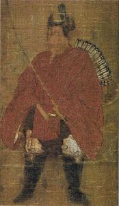 琉球王朝の始祖?源為義