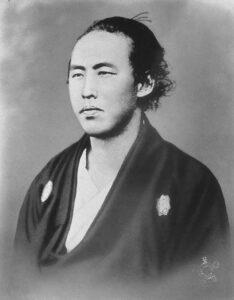 坂本龍馬の肖像写真