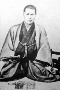 近藤勇の肖像写真